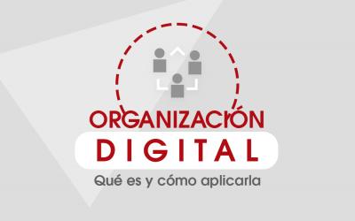 Organización Digital: Qué Es y Cómo Aplicarla