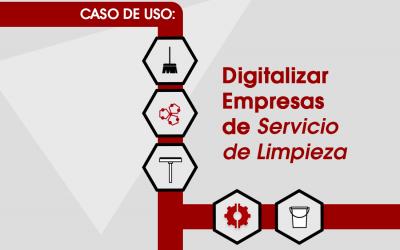 Caso de Uso: Digitalización de Empresas de Servicio de Limpieza