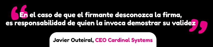 Quote Javier Firma Digital